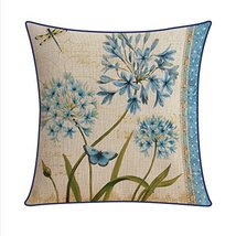 Kylin Express Beautiful American Pastoral Thick Cotton Pillow Case, I - $18.58
