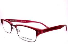 Lucky Brand Eyeglasses Emery Burgundy  Women  50-18-140 - $79.19