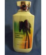Bath and Body Works New Coconut Lime Breeze Body Lotion 8 oz - $9.95