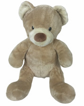 "Build A Bear Workshop BABW Tan Teddy Bear 12"" Plush Animal - $12.38"