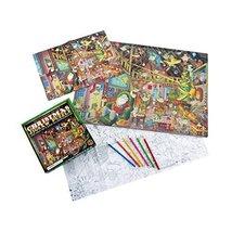 Santa's Workshop 1000 Piece Christmas Jigsaw Puzzle