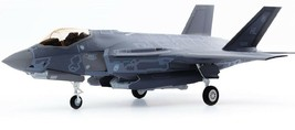Academy 12561 1:72 F-35A 7 Nations Air Force MCP Plastic Hobby Model Fighter Kit
