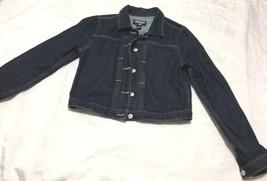Ralph Lauren Polo J EAN S Denim Jacket Worn Twice Women S - $19.62