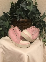 Ugg Womens Laela Heirloom Pink Shoes Sneakers Laceless 10m      - $60.00