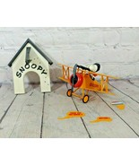 """Monogram 1970 """"Snoopy and His Sopwith Camel"""" Snap Tite - $69.29"""