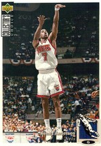 1994-1995 Upper Deck Collectors Choice Card Kenny Anderson #307 New Jers... - $1.97