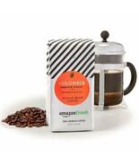 AMAZON FRESH COLOMBIA MEDIUM ROAST WHOLE BEAN COFFEE 12OZ - $12.30