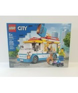 Lego Ice Cream Truck City Great Vehicles 60253 New 200 pc - $24.18