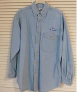 Kentucky Wildcats vintage Lee Sport denim shirt size Medium - $89.99