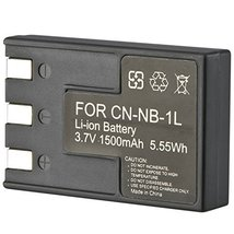 Theo&Cleo 2 pcs For CANON NB-1LH NB-1L Battery CANNON S410 S500 - $10.87