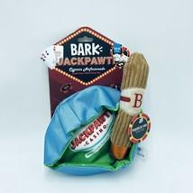 Bark Box Cigrrrr Arficionado XS-M Dog Toy Jawkpawt Casino Multi Part New - £14.15 GBP