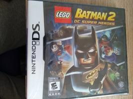 Nintendo DS LEGO Batman 2: DC Super Heroes (factory sealed) image 1