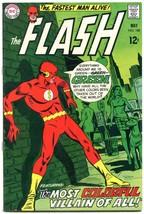 Flash #188 1969-DC COMICS-WORLD Gone GREEN---HIGH Grade Vf - $63.05