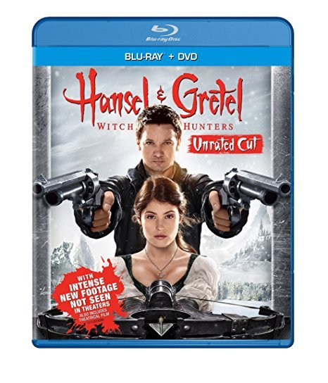 Hansel & Gretel: Witch Hunters (Unrated Cut) (Blu-ray / DVD ) (2012)