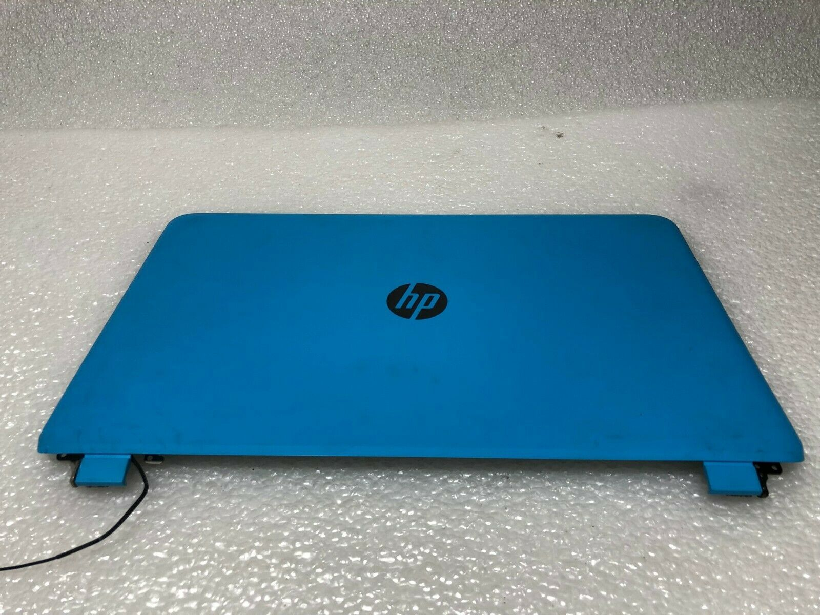 Primary image for HP 17-F light blue lcd cover for touch version lid eay17001020  8-7