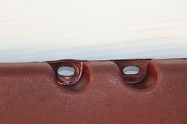 86-89 Mercedes 107 560SL Lower Leg Dash Kick Panel Cover Air Duct image 5