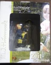 "Hummel Benevolent Bird Feeder Ornament 3.25"" Miniature German Figurine 9... - $25.99"