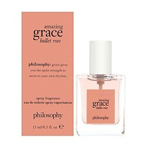 Philosophy Amazing Grace Ballet Rose 0.5 oz Eau De Toilette Spray