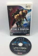Metroid Prime 3: Corruption (Nintendo Wii, 2007) - No Manual - Tested, W... - $13.58