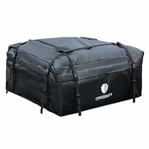 Cover Duty Rooftop Cargo Carrier Bag, Waterproof, 15 Cubic Ft | Premium ... - $65.05