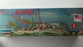 LINDBERG U.S.S. DeLong 1/300 Static Model Kit 70863 - $34.60