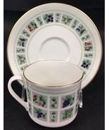 "Excellent Royal Doulton ""Tapestry"" Cup And Saucer TC 1024 - $12.00"