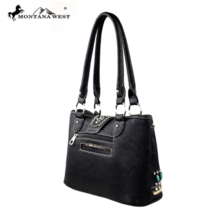 Buckle Collection Montana West Satchel Handbag NEW! image 2