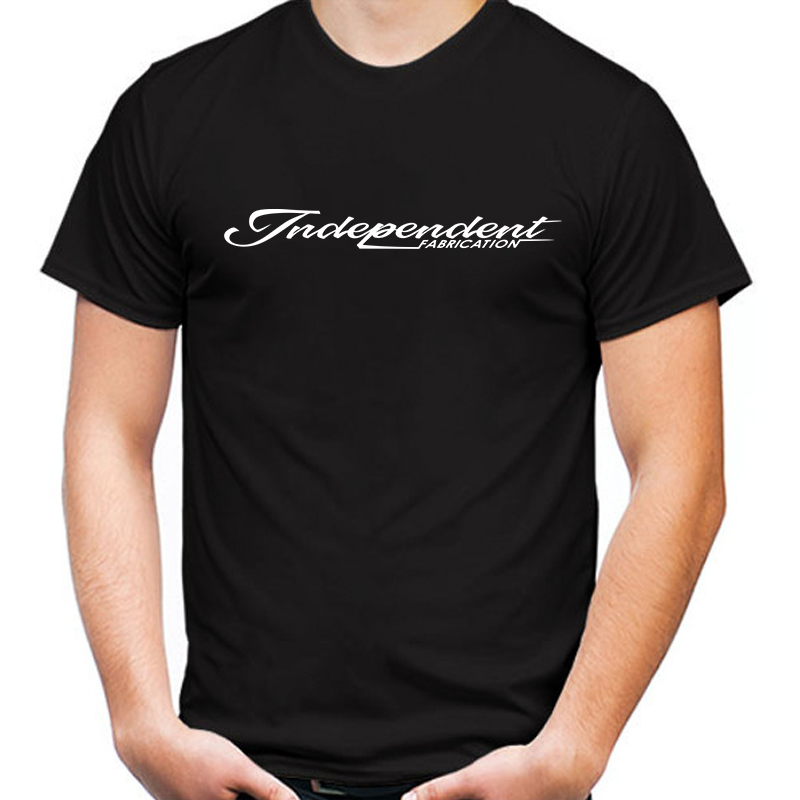 Primary image for Independent Fabrication Company T-shirt Black Color Short Sleeve Size S-3XL
