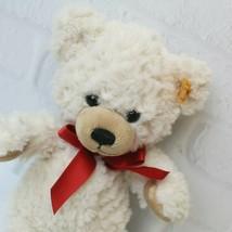 Steiff Sweetheart Cream Soft Teddy Bear 109904 Stuffed Plush Only No Box... - $18.99