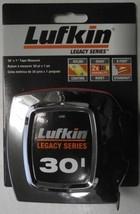 "Lufkin L930 1"" x 30' Legacy Series Tape Measure - $6.44"