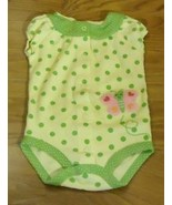 Carter's One-piece Girl 6M Cotton 664454147430 - $6.38