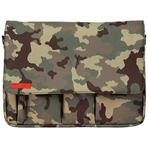 Lihit lab. carrying pouch A7577-31 A4 camouflage Ultra-God Warrior of - $59.28