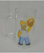 THE SIMPSONS HOMER SIMPSON 12 oz. Mug Beer Stein  - $9.49