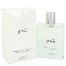Pure Grace by Philosophy Eau De Parfum Spray 4 oz for Women - $68.61