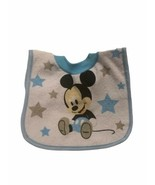 Disney Parks Baby Mickey Mouse Pullover Bib - $5.99