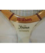 Vintage Wilson Jack Kramer Autograph Wood Tennis Racquet light 4-1/2 4.5 - $25.00
