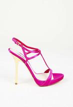 Miu Miu Satin Heeled Sandals SZ 39 - $185.00