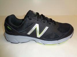 New Balance Size 8.5 M 550V1 M550V1 Black Running Sneakers New Mens Shoes - $67.05
