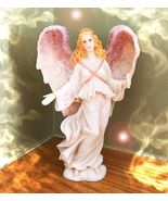 FREE W/ $200 ALBINA'S ANGEL OF HIGHEST FORTUNE PERSONAL GIFT TO YOU WITCH  - $0.00