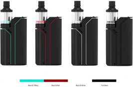 SPECIAL PRICE Authentic Wismec Reuleaux RX75W Full Kit 100% NEW USA Stock - $50.00