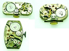 MONARCH WATCH Co Pre Owened Vintage Watch Movement Verieties To Choose - $29.99