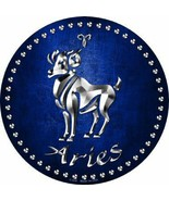 Aries Astrological Sign  March 21 to April 19 Circular Sign - €21,97 EUR