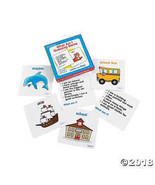 What Am I? Guessing Card Game - $10.24