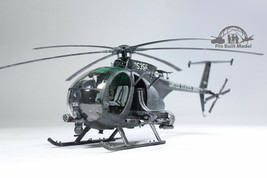 AH-6J Little Bird Nightstalkers 1:35 Pro Built Model - $381.15