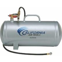 California Air Tools 5-Gallon Portable Horizontal Air Compressor - new (lw) - $126.71