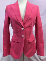 Cavallaro Napoli Rose Blazer, Femmes Euro Taille 36 (Compatible avec Us 4 ), W/O image 1