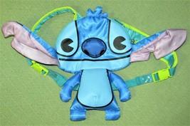 Lilo & Stitch Backpack Disney Store STITCH Nylon Tote Adjustable Straps ... - $18.69