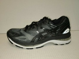 ASICS T750N Gel NIMBUS 19 Black/Gray Running Walking Shoe 41.5 women's 7.5 - $60.38