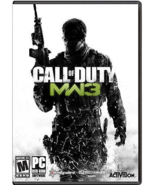 Call of Duty: Modern Warfare 3 (PC, 2011) - $16.95