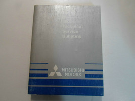 2000 Mitsubishi Technische Service Bulletins Reparatur Shop Manual Fabri... - $39.56